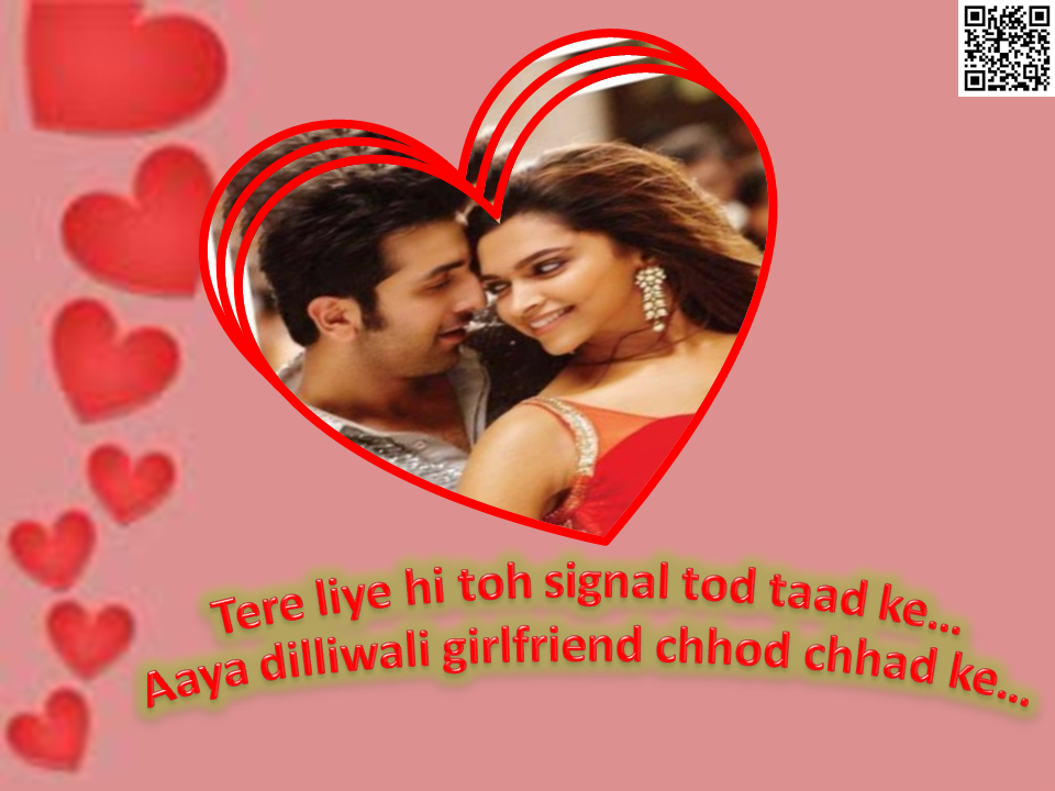 """Awesome song """"dilliwali girlfriend"""" with Ranbir Kapoor and ..."""