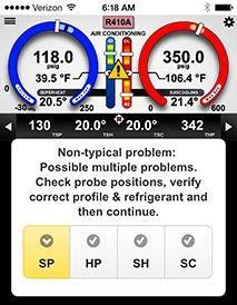 Pressure Temperature Charts Refrigerant R 22 R 407 R 410 Pt Charts Refrigeration Pressures Con Imagenes Acondicionado