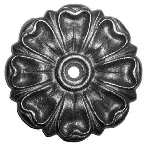 Best Cast Iron Rosettes 30 612 Wrought Iron Handrail Cast 400 x 300