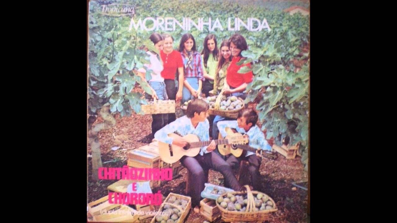 1969 Chitaozinho Xororo Moreninha Linda Primeira Gravacao