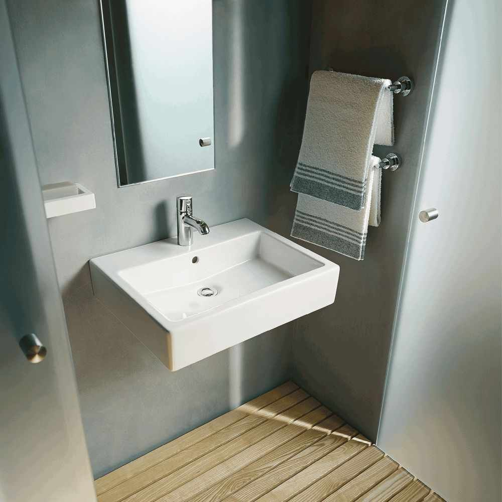 Duravit Waschtisch Vero 600 Mm Duravit Vero Washbasin 600mm Loft Bathroom In 2019