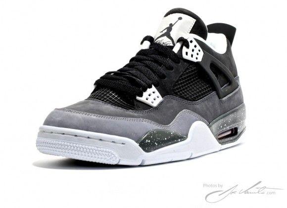 huge discount 963d5 7bdfd Air Jordan 4 Retro Fear Pack Shoes Cheap For Sale,Free Shipping! Air Jordan