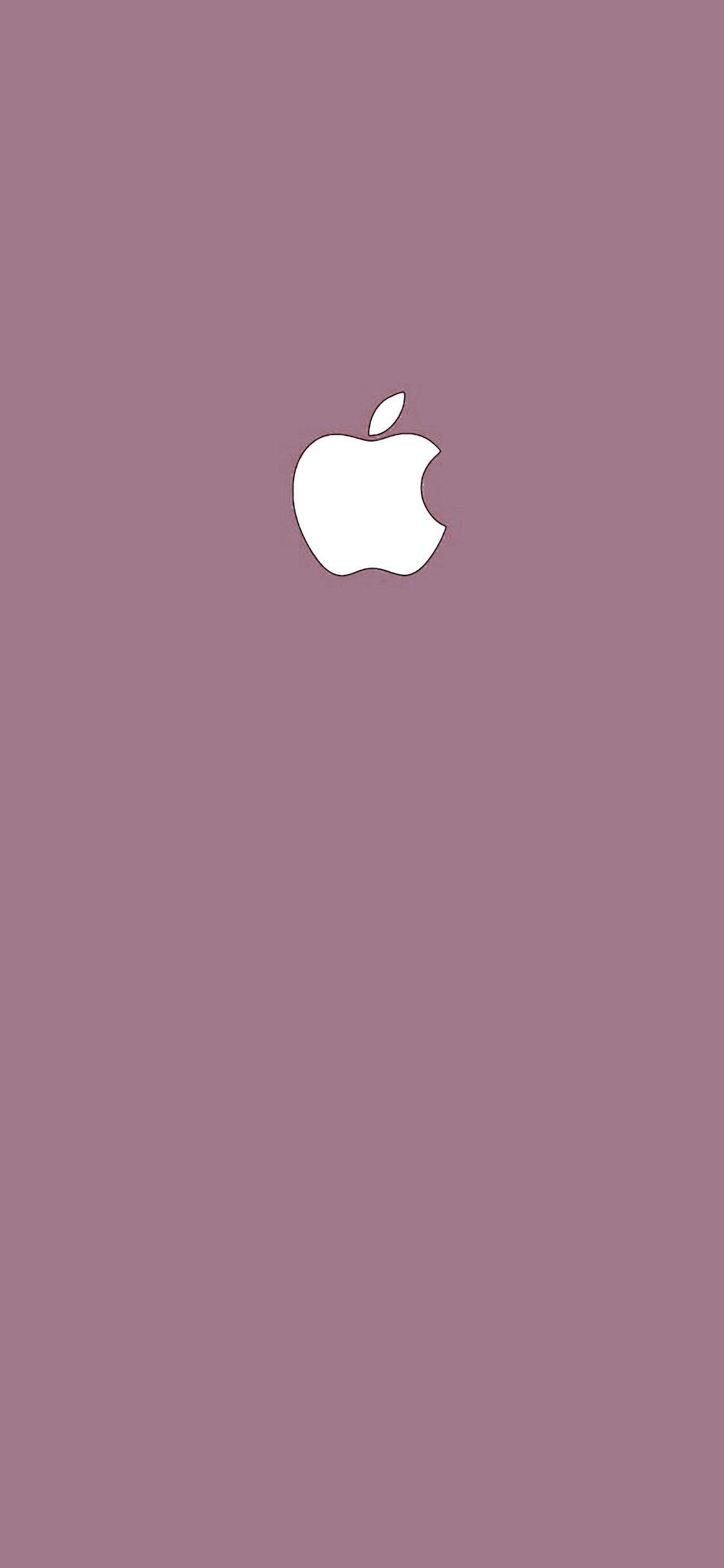 iOS13 iphonewallpaper apple logo colorful lockscreen