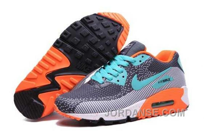 http://www.jordanse.com/nike-air-max-90-em-womens-grey-orange-green.html NIKE AIR MAX 90 EM WOMENS GREY ORANGE GREEN Only 79.00€ , Free Shipping!