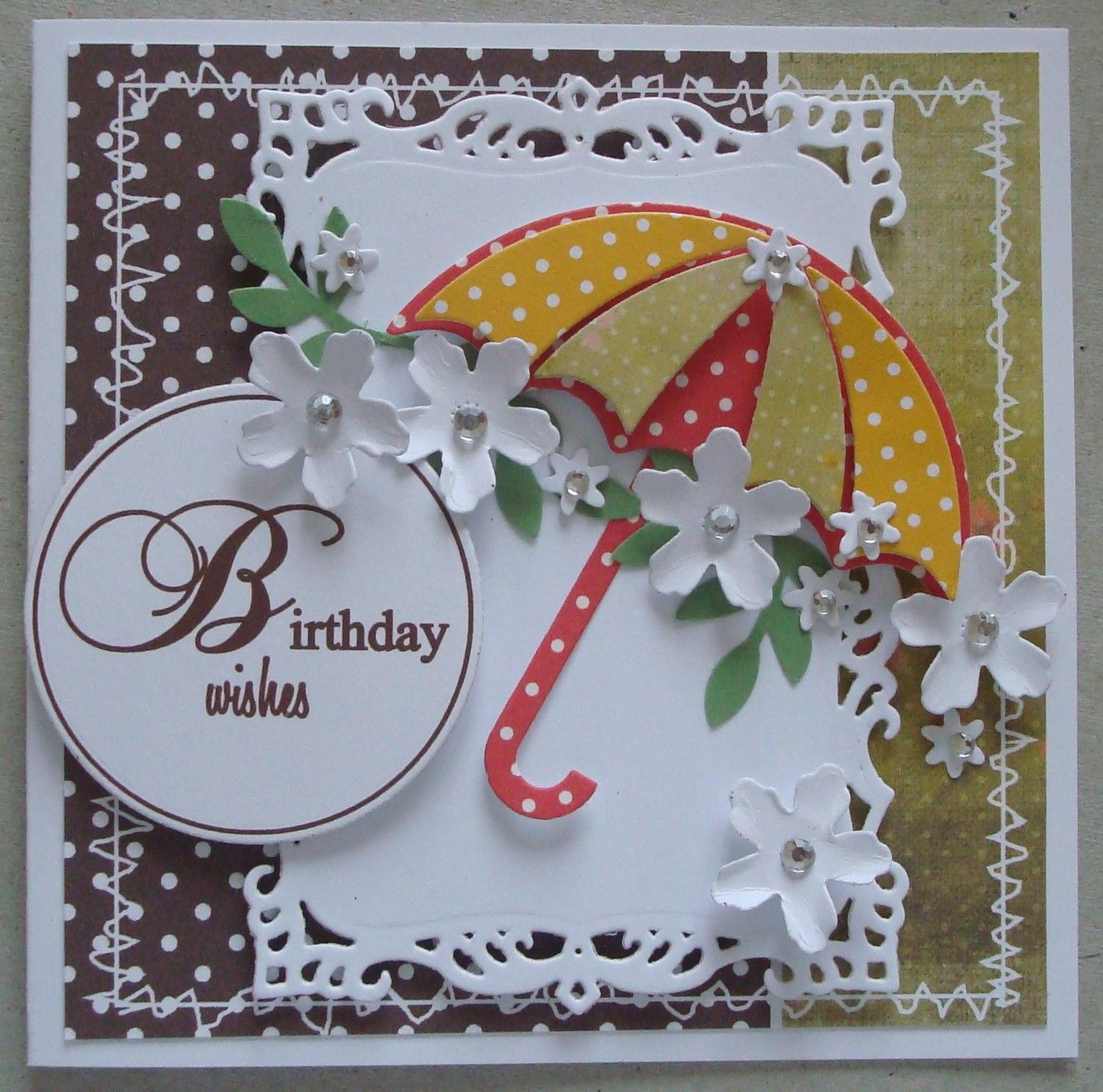 Pin on 5a. My Cards - Birthdays (Female)