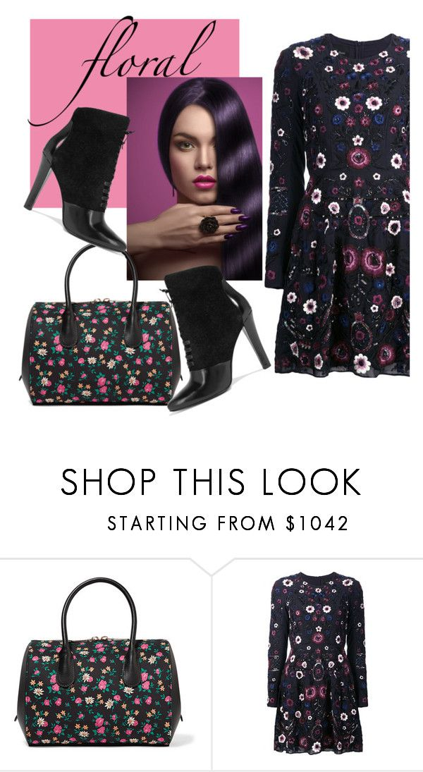 """""""Untitled #4586"""" by julinka111 ❤ liked on Polyvore featuring Nina Ricci, Needle & Thread and 3.1 Phillip Lim"""