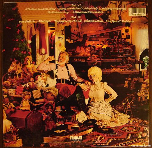 Kenny and Dolly -- A Christmas to Remember | Music | Pinterest ...