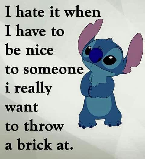 Yesssss Me Lmaoo Pinterest Stitch Lilo Stitch And Disney Stitch