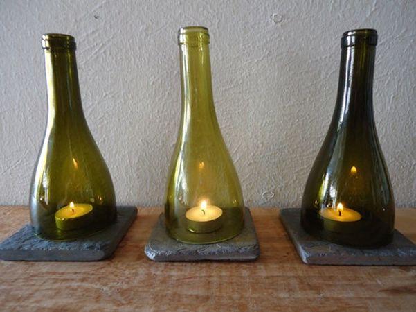 Garrafas de vidro para decoração 4