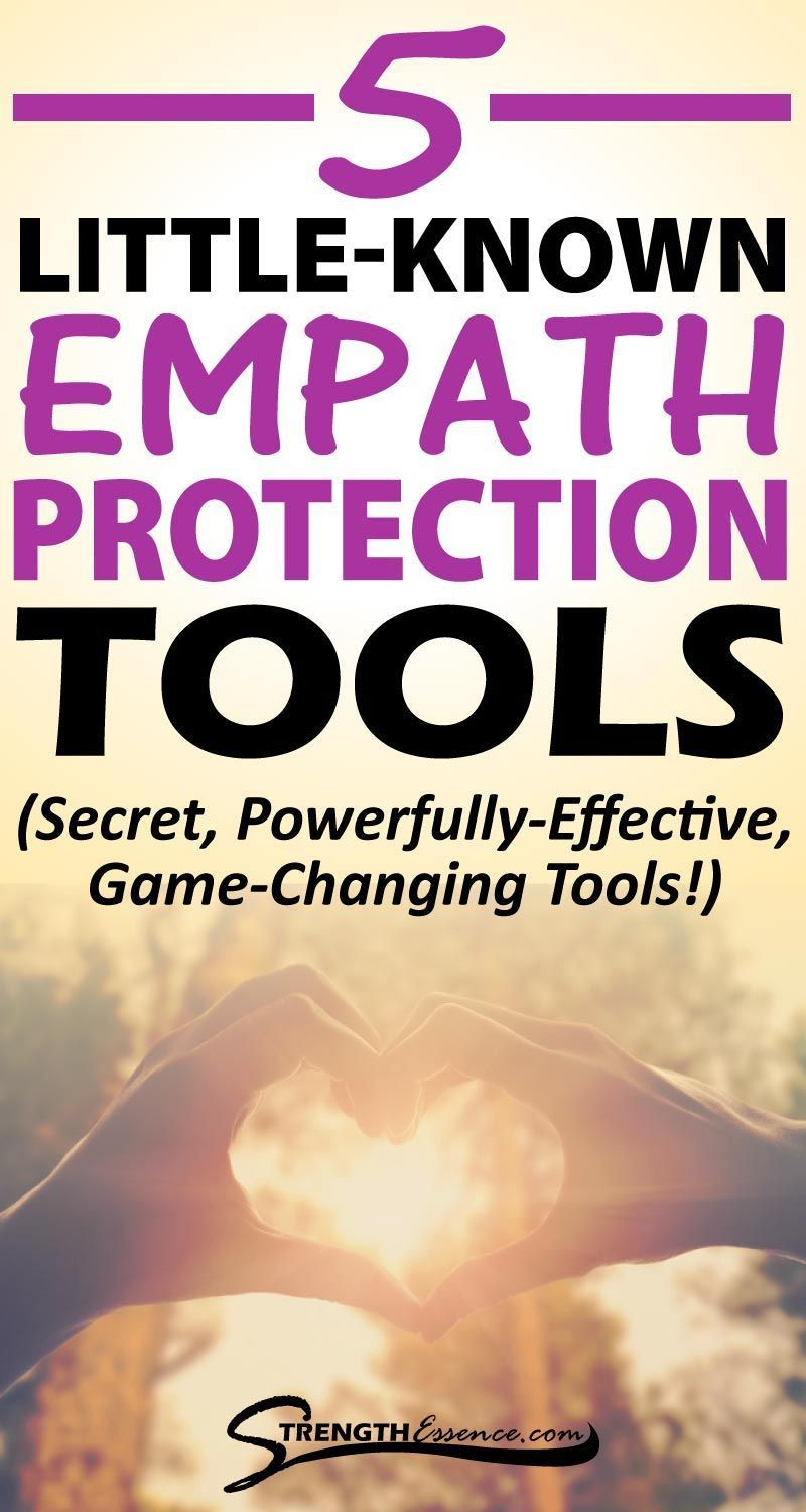 5 Little-Known Empath Protection Tools (That are P