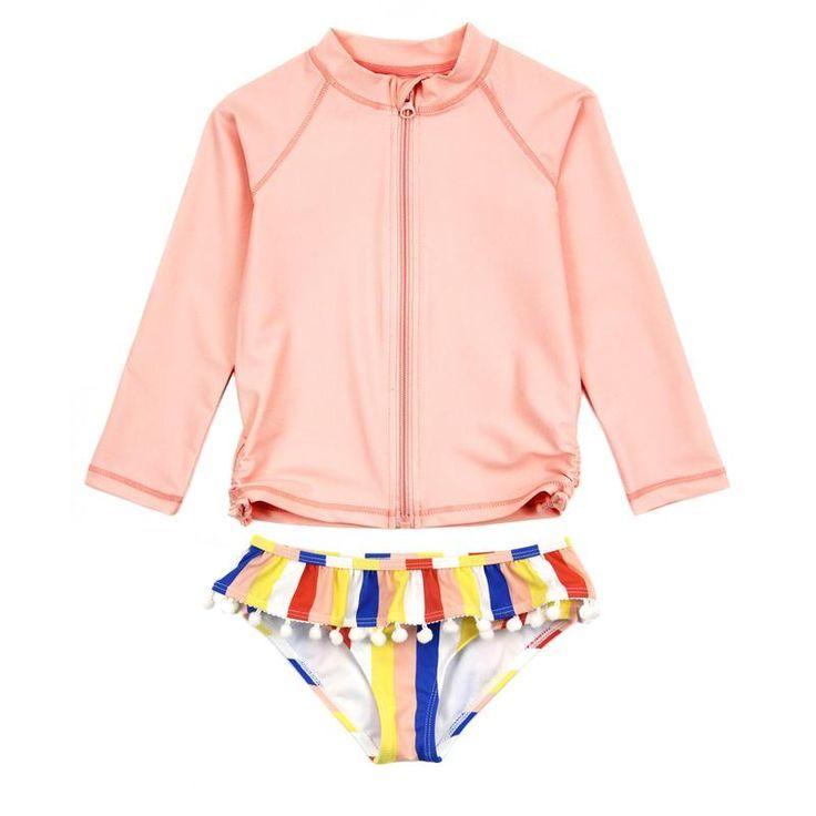 Multiple Colors Swim Leggings Girls /& Boys UPF 50 SwimZip Kids Swim Pants