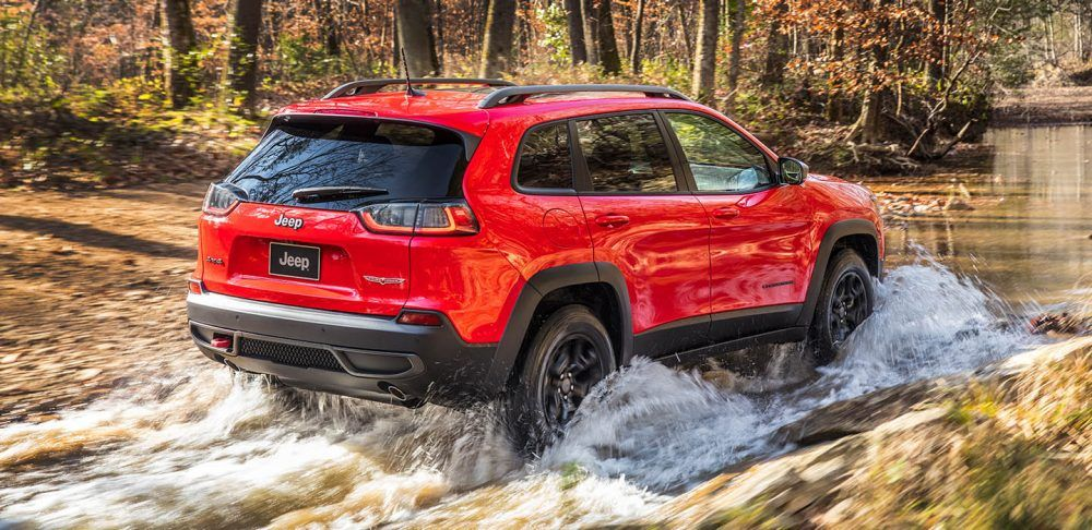 2020 Jeep Grand Cherokee Trailhawk Price Specs Engine Jeep