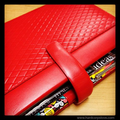 Hard Corps Love: What's In My... Filofax!