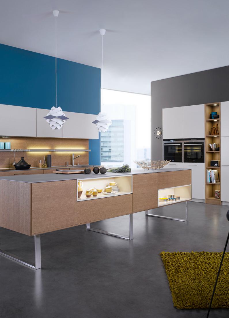 Beleuchtung ideen über kücheninsel kochinsel vorteile  gründe für eine kücheninsel bei der