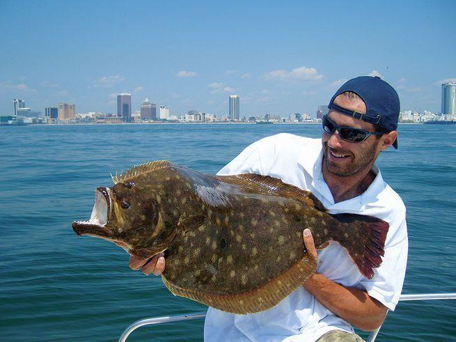 Catch More Flounder 30 Tricks For 10 Places Flounder Fishing Fish Flounder