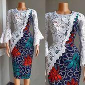 45 NEUESTE AFRIKANISCHE ANKARA-MODESTILE [2019]  Afrikanische Mode #nigeriandressstyles