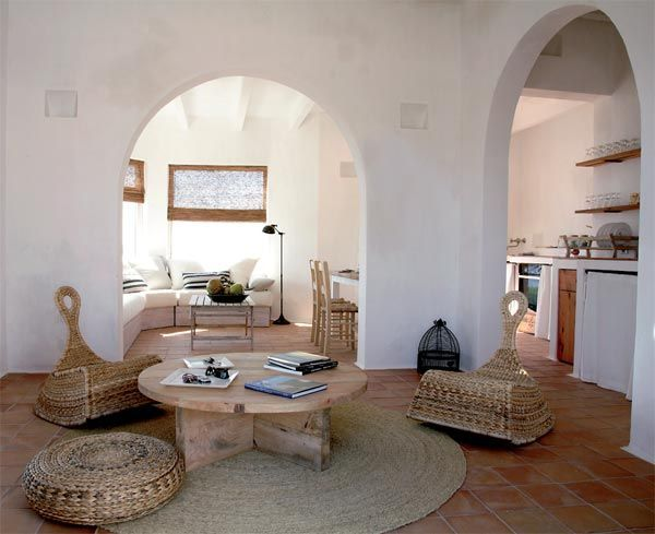 Decoraci n de interiores en la isla de menorca menorca for Pinterest decoracion de interiores