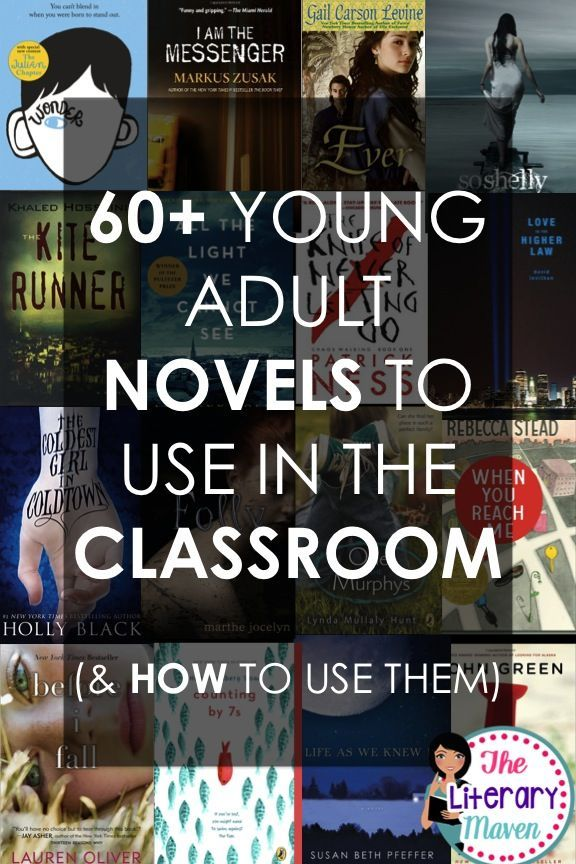 Trying to figure out how to incorporate young adult novels into your teaching? Whether you are starting literature circles, looking for mentor texts your students can relate to, or just want to add to your classroom library, these reviews of young adult l