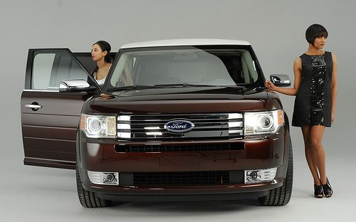 Ford flex pictures