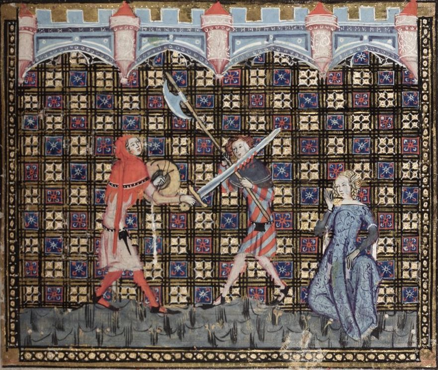 MS. Bodl. 264 The Romance of Alexander in French verse 1338-44; with two sections added in England c. 1400 Folio 168r