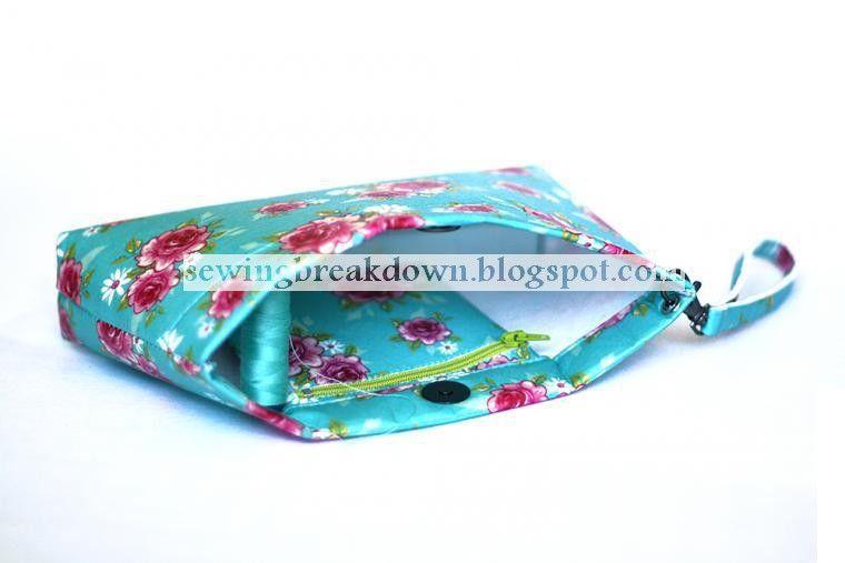 خياطة وتفصيل Small Purse Bag Pattern Purses