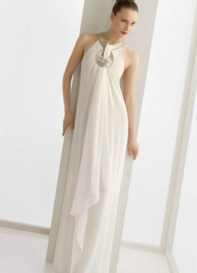 Greek Goddess Style Wedding Dresses Ancient Greek Fashion Style