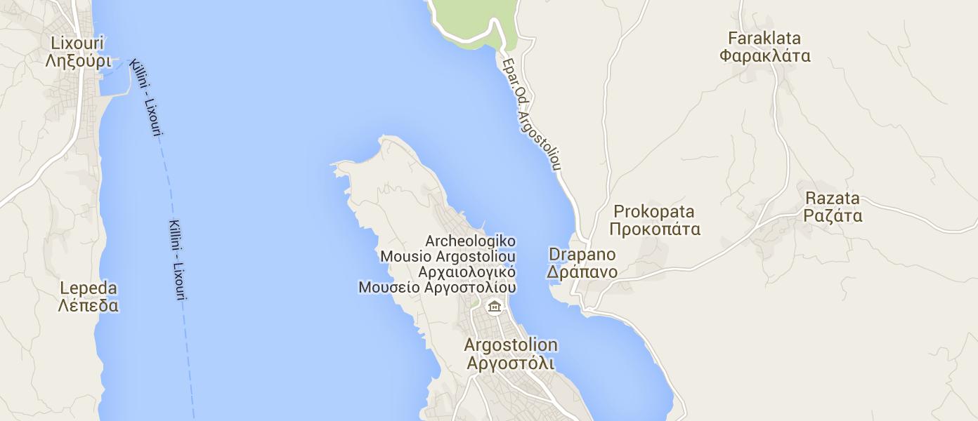 Argostoli Kefalonia Greece Cruise Port Of Call In 2019