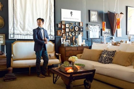 Artifacts From Distant Lands Fill the Studio of Designer Jonathan Rachman | 7x7