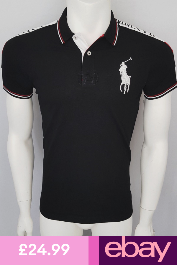 Levi's Polo, Rugby Camisas casuales para hombres | eBay