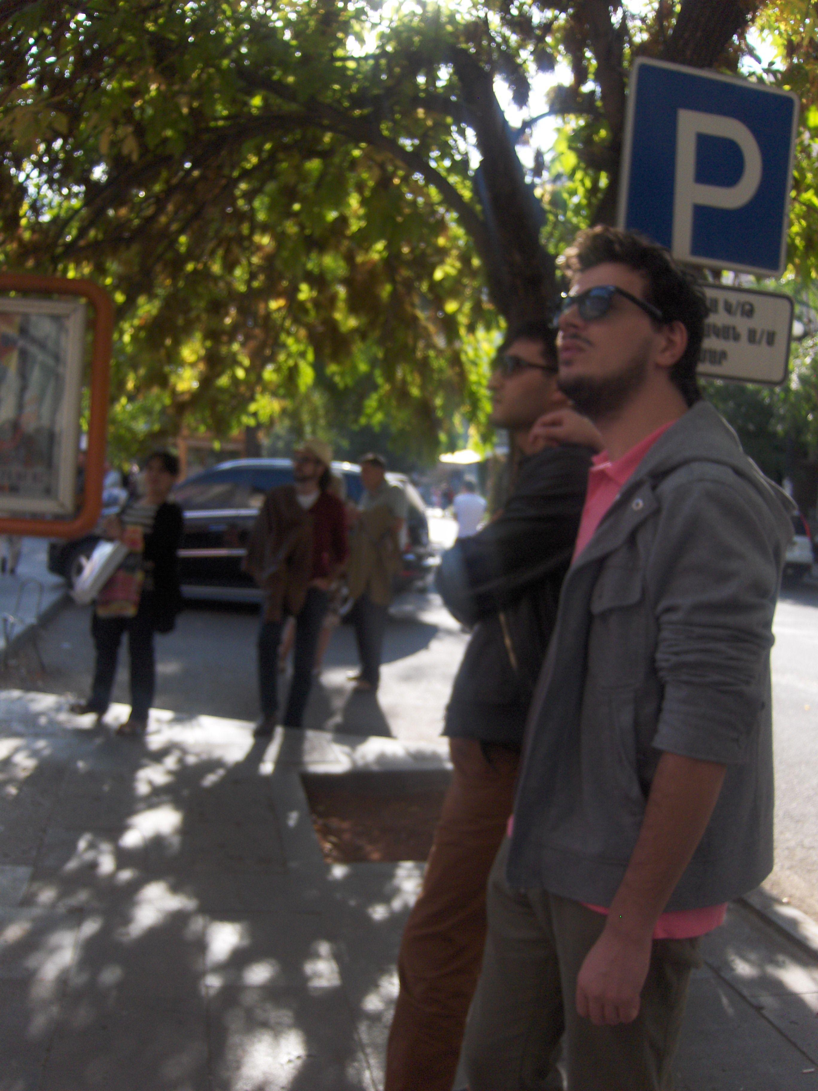 yerevan's day