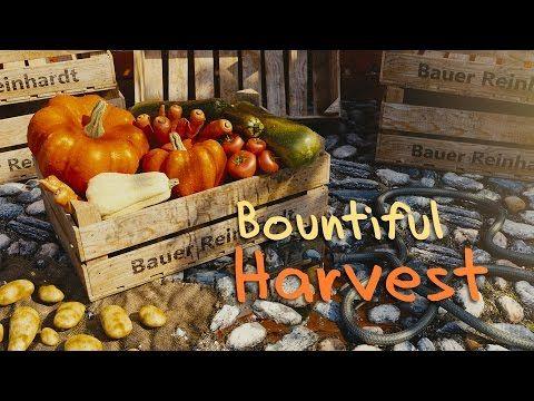 Bountiful Harvest (BLENDER 3D ANIMATION) - YouTube