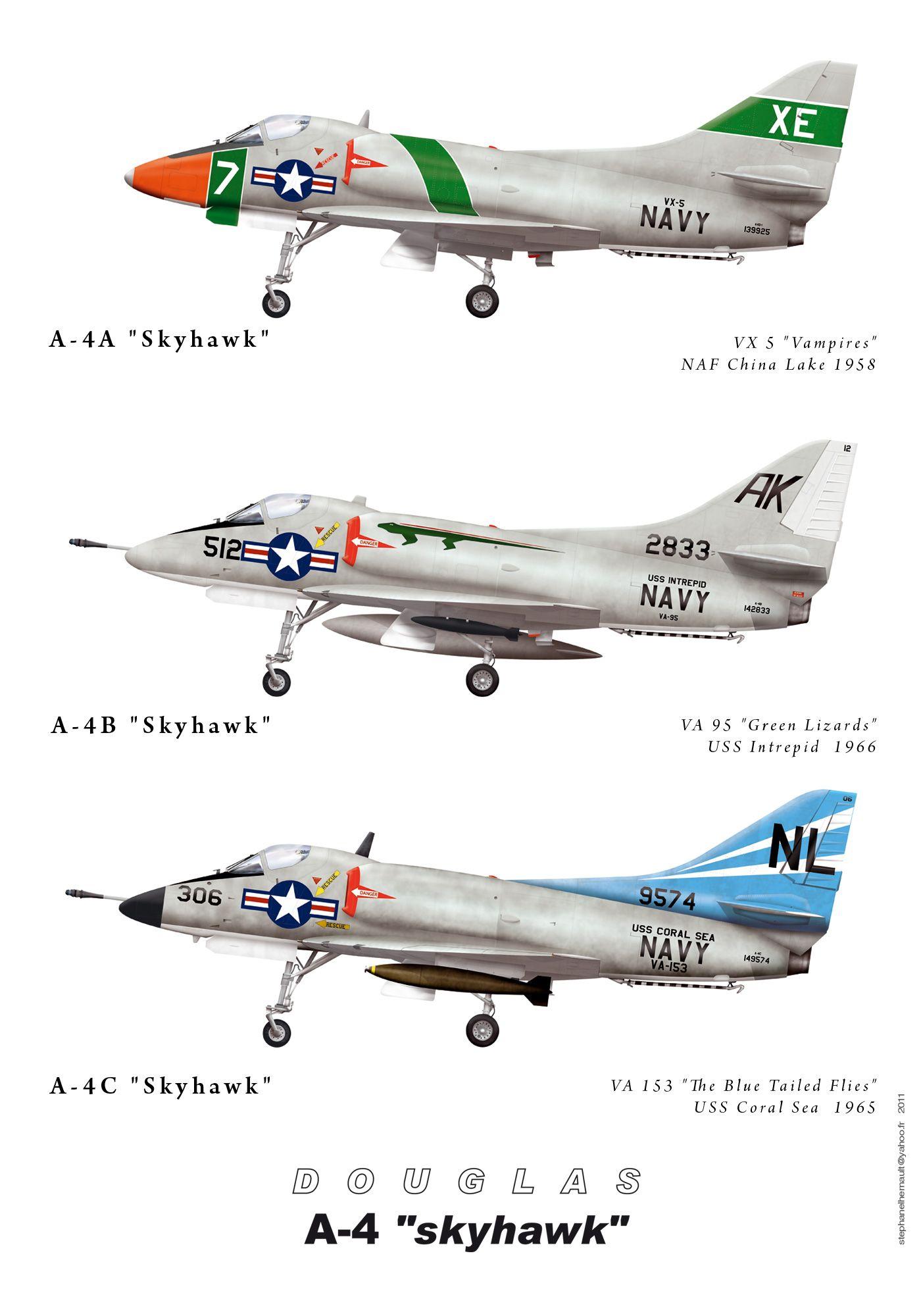 Douglas A-4 Skyhawk : douglas, skyhawk, Skyhawk, Military, Aircraft,, Fighter, Jets,, Aircraft, Carrier