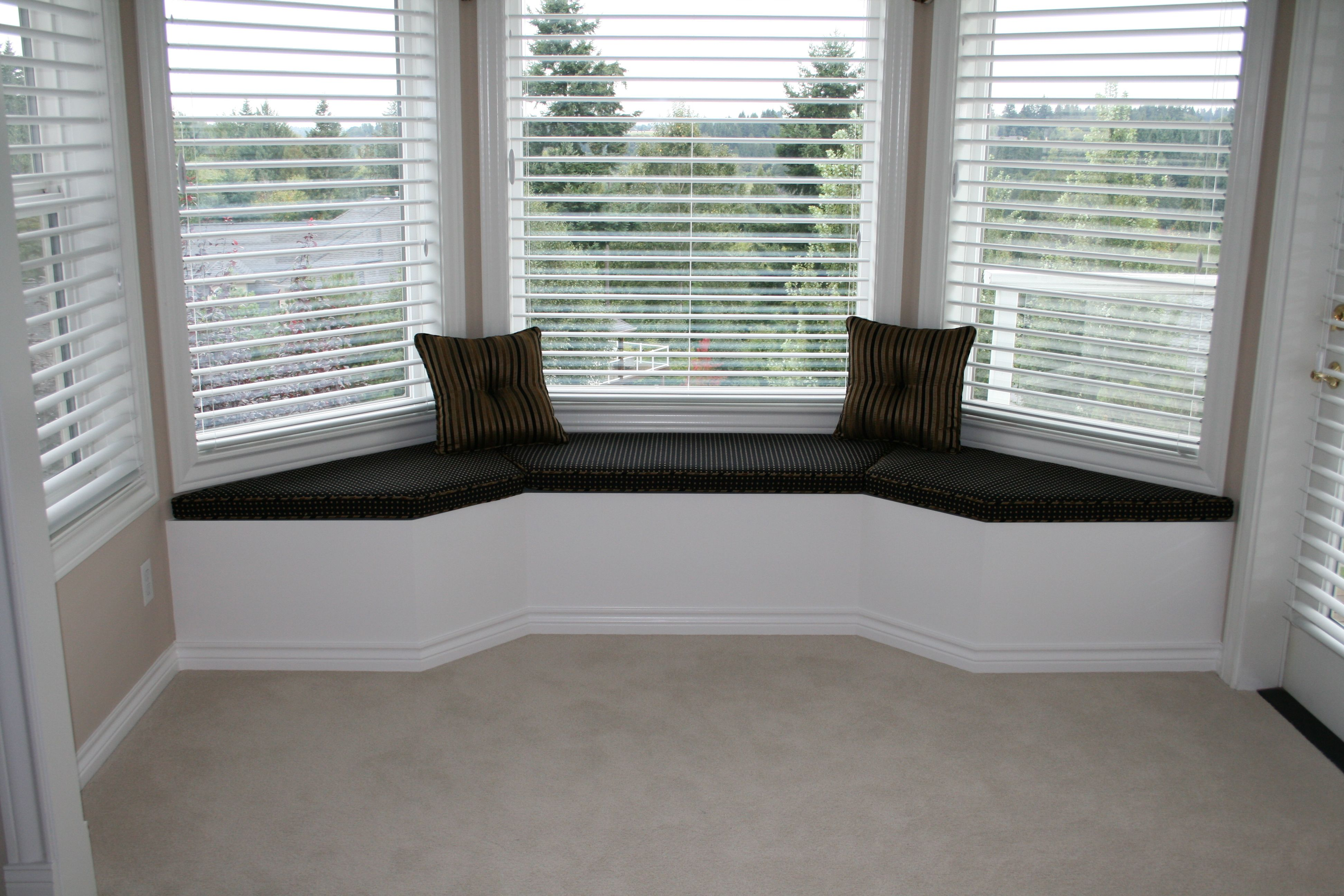 Kitchen Bay Window Bench Seat Is One Of The Home Design