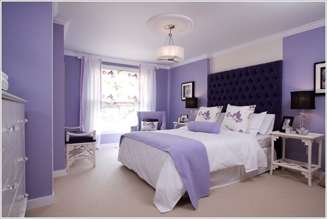Teal Lavender Bedrooms Add Luscious To Your Rooms The Pretty Purple