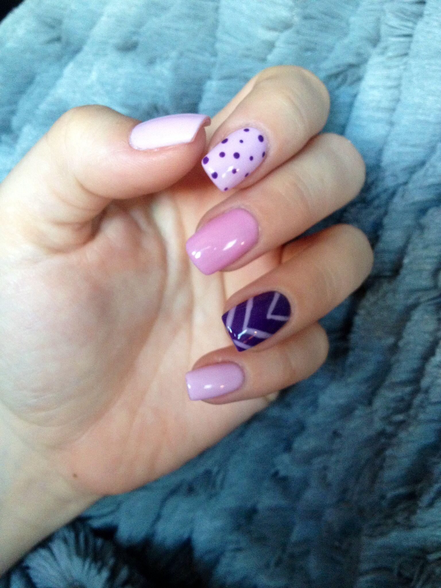 No-chip manicure | My nails II | Pinterest | Manicure, Pedi and Mani ...