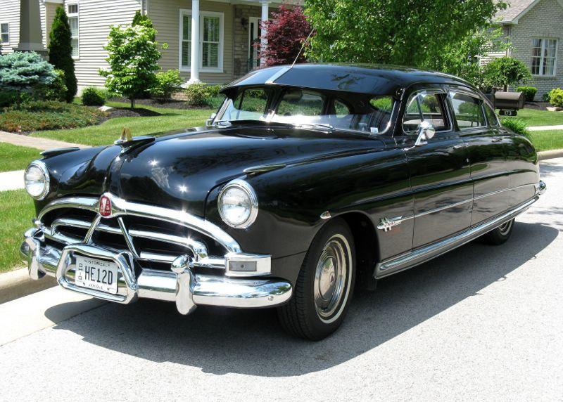1951 Hudson Hornet   Black Cars   Pinterest   Cars