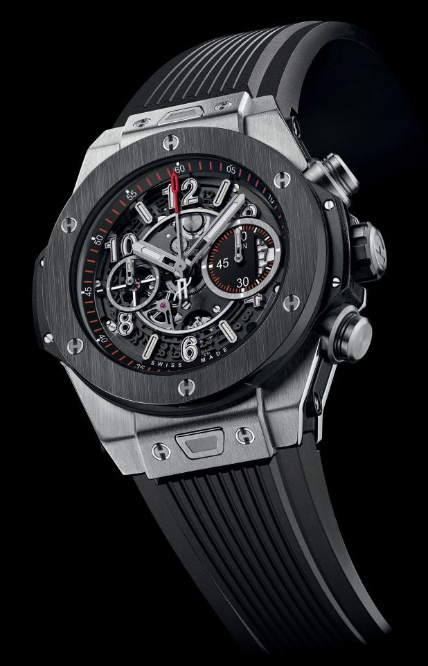 884ca2afbfa Hublot BIG BANG UNICO TITANIUM CERAMIC