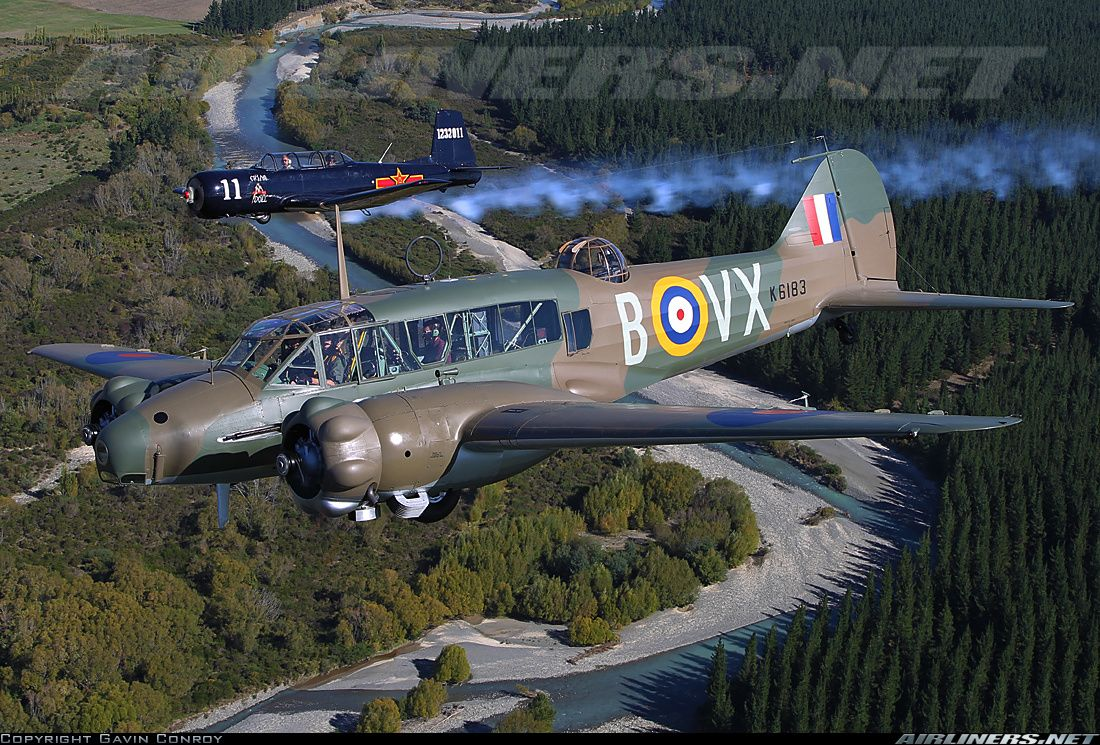 Avro 652A Anson I aircraft picture