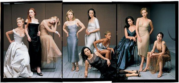 The Annie Leibovitz Hollywood Covers | Culture | Vanity Fair Group Photo