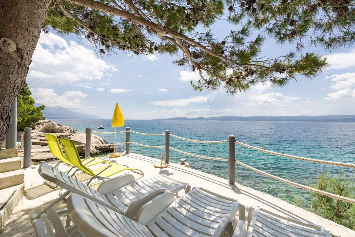 Apart GRGUR private access to beach Wohnungen zur Miete