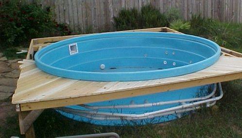 Homemade Hot Tub Make Hot Tub Stock Tank Hot Tub Tub