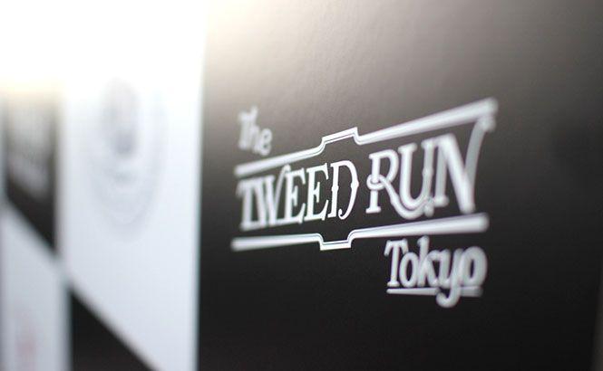 Tweed Run Tokyo