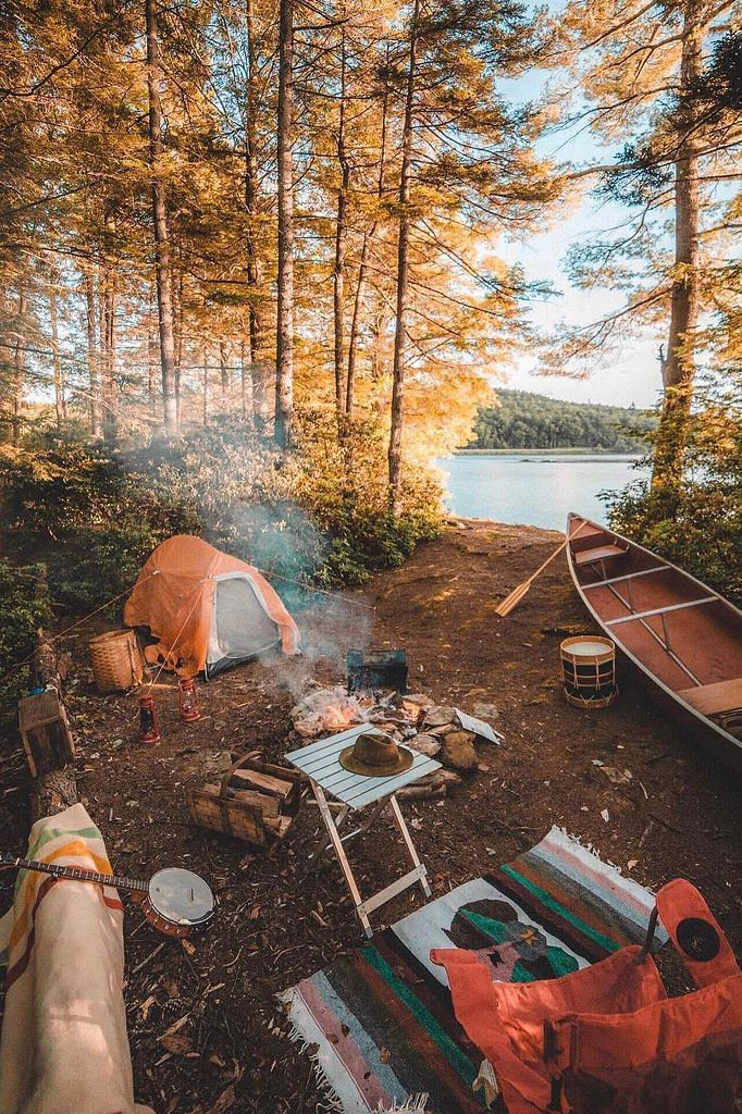 Photo of It's a Camping Life for Me