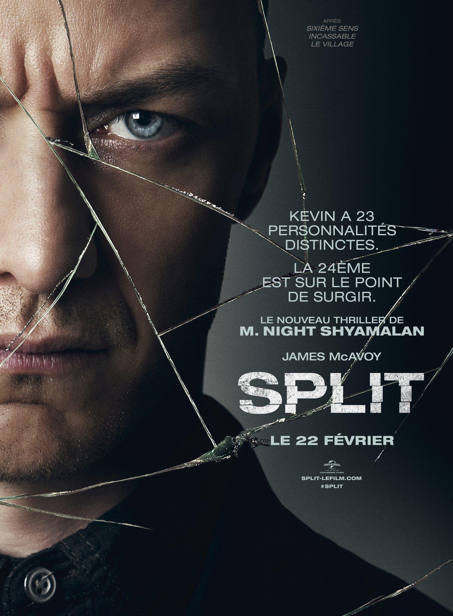 Critique Split 2017 Le Nouveau Thriller Aux Multiples Personnalites De M Night Shyamalan Apres Les Succes De Films Streaming Gratuit Film James Mcavoy