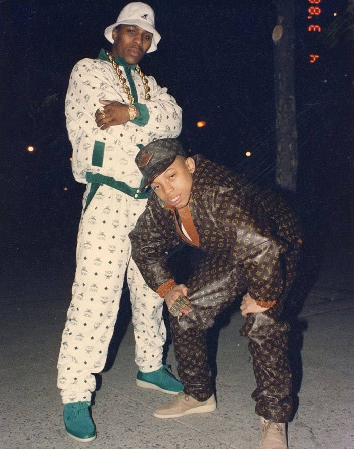 Mcm Louis Vuitton Jumpsuits Hip Hop Style Of The 80s In 2019