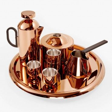 Tom Dixon Coffee Set A Tribute To The Modern Day Ceremony This Range Includes Everything Required Perfect Each Stage Of Ritual From