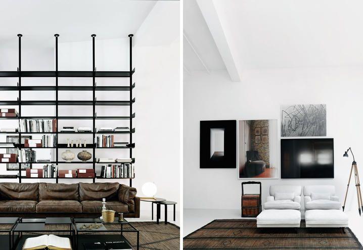 A Milano il nuovo showroom di De Padova | Design : Furniture : The ...