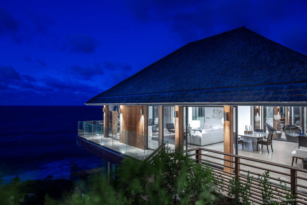 Anse des Cayes 6, 7 bedroom Villa in Caribbean Top