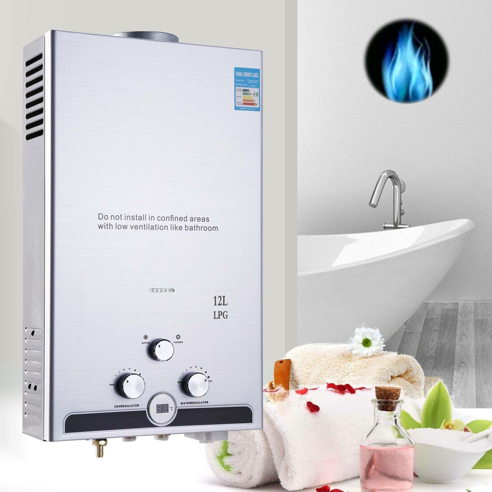 Propane Water Heater Gas Boiler Lpg Heater Boiler