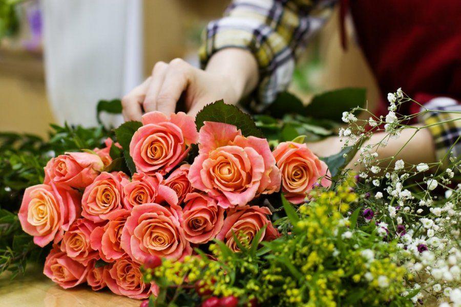 Najkrajšie kvety na kytice Flower shop dubai, Flower
